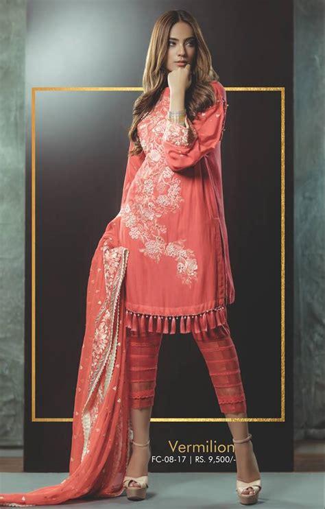 Alkaram Summer Eid Festival Dresses Collection 2017 2018