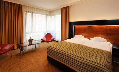 in hotel room deluxe rooms hotel grand majestic plaza prague prague republic