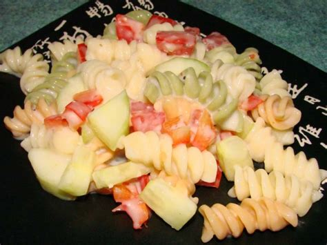 the best creamy italian pasta salad i heart recipes creamy italian pasta salad recipe food com