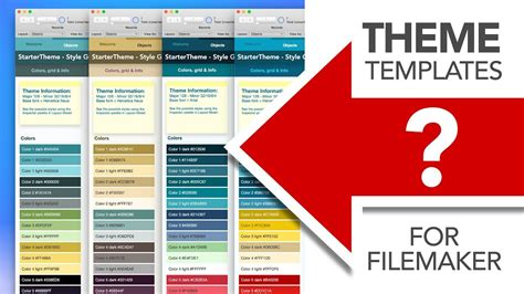 filemaker get layout field names filemaker themes layout templates youtube