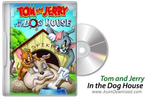 the dog house video دانلود انیمیشن tom and jerry in the dog house 2012
