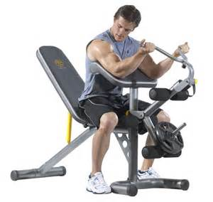 Workout To Increase Bench Gold S Gym Xrs 20 Olympic Bench Review