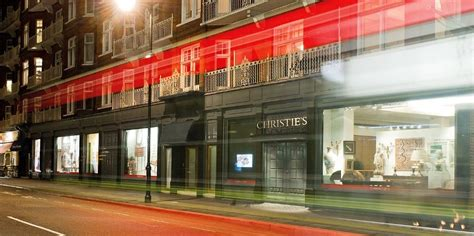 christies auction house bbc looks back christies impressive history reality sense