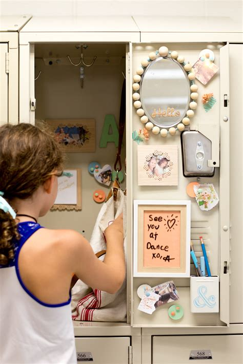 how to make locker decorations at home diy locker decorations dry erase board pencil cup