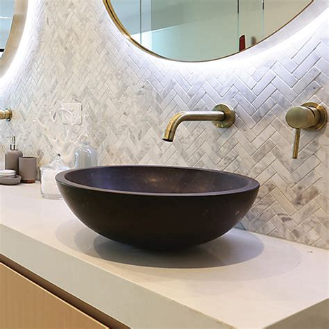 Kitchen Sinks Gold Coast Brushed Burnished Brass Tapware Mixers Showers Sinks Australia