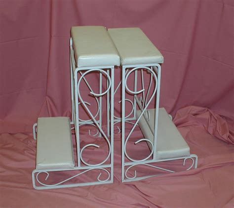 kneeling bench for wedding candelabra rental wedding candelabras for rent a to z party rental