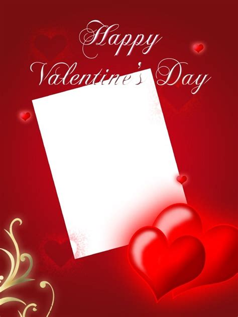 photoshop valentines day card templates s day card psd material my free