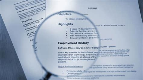Tailoring Your Resume To A Specific by Tailoring Resumes Archives Dorothy Dalton