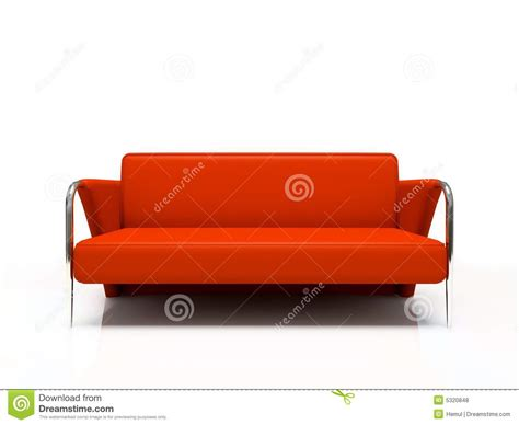 modern red sofa modern red sofa royalty free stock photos image 5320848