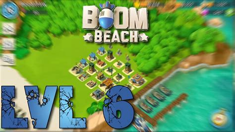 base layout strategy boom beach boom beach headquarters lvl 6 base layout defense