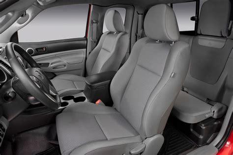 Toyota Tacoma Seating Capacity Comparison Toyota Tacoma Regular Cab Base 2014 Vs