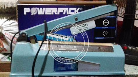Penyegel Plastik Sealer Powerpack Pcs 300c Untuk Usaha mesin sealer powerpack pcs 200i toko alat mesin usaha