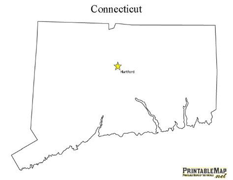 Search Connecticut Printable Outline Of Map Of South Carolina Search Results Dunia Pictures