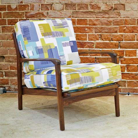 Cintique Armchair by Upcycled Vintage Cintique Armchair By Uniquely Eclectic