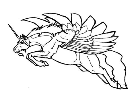 coloring pages flying unicorns free unicorn maze coloring pages