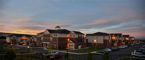 Housing Styles by Student Apartments For Rent In North Dakota The Verge At