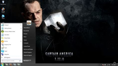 download theme windows 7 captain america windows 7 themepack captain america workriro