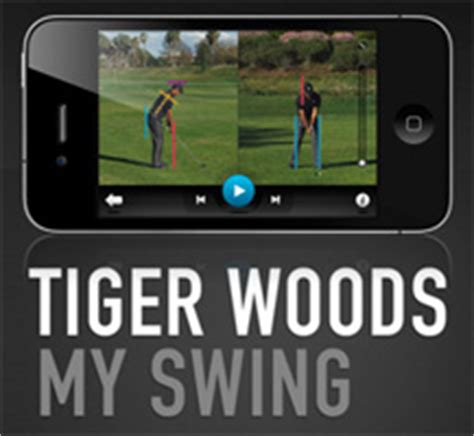 tiger woods swing app practice with tiger woods golf swing app