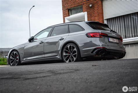 Audi Rs4 Avant by Audi Rs4 Avant B9 5 December 2017 Autogespot