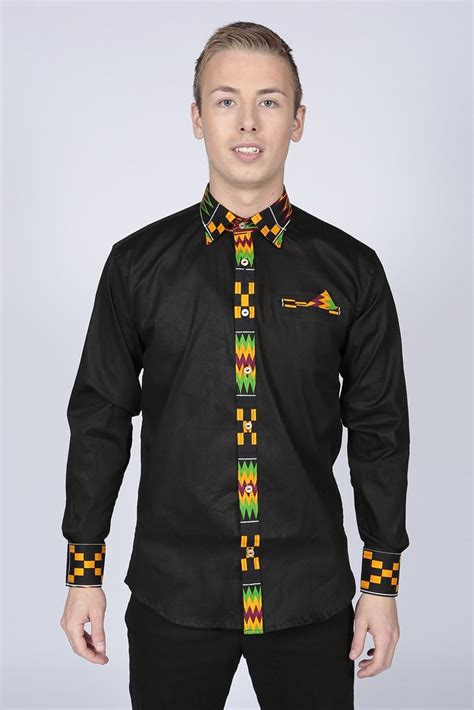 male ankara wears blackfriars shirt africans african fashion and ankara