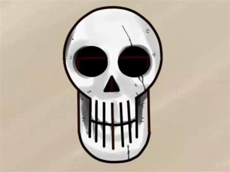 doodskop tekenen how to draw a skull wikihow