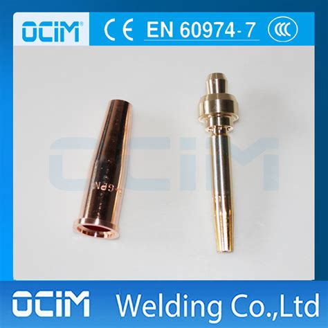 Cutting Nozzle Cigweld No 15 306049 gpn style size 5 gas cutting nozzle view size for cutting nozzle ocim product details from