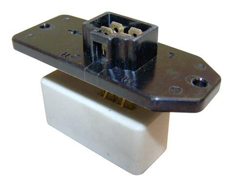 2003 jeep grand blower motor resistor 5014212aa blower motor resistor 00 04 grand wj