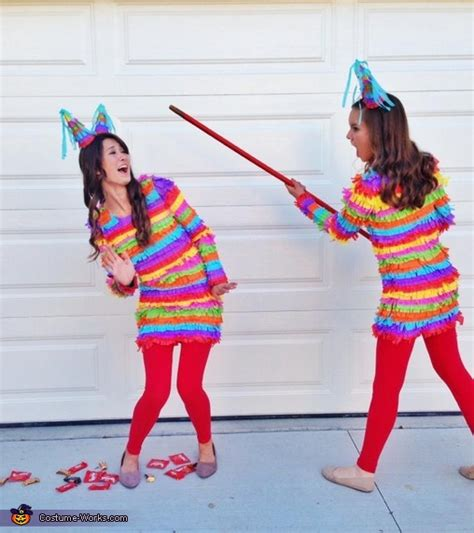 How To Make A Paper Costume - pinatas diy costumes photo 3 4