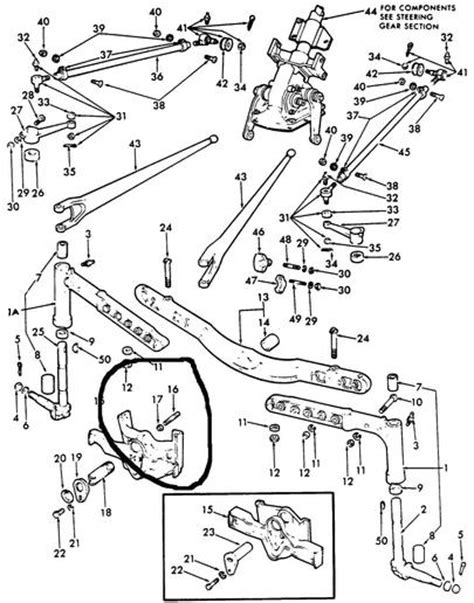 ford 3600 tractor parts diagram 3600 ford tractor lift embly parts diagram ford auto