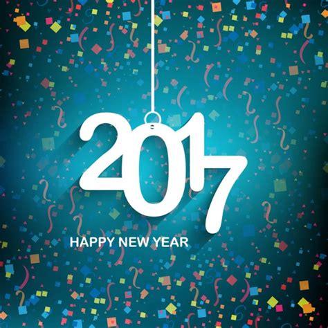 imagenes gratis de feliz año nuevo fondo de feliz a 241 o nuevo 2017 con confeti de colores
