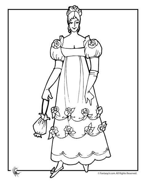 victorian coloring pages to print coloring pages