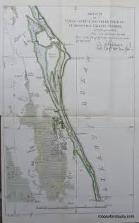 indian river lagoon florida map water quality headed downhill need for a poling skiff