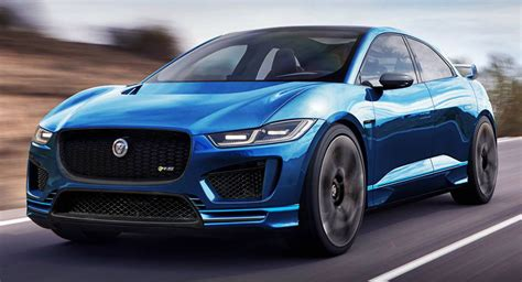 Jaguar I Pace R S Would Give Tesla Something To Worry About