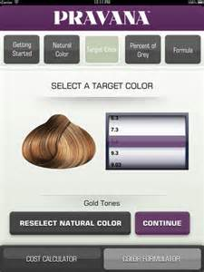 pravana hair color conversion chart pravana on the app store