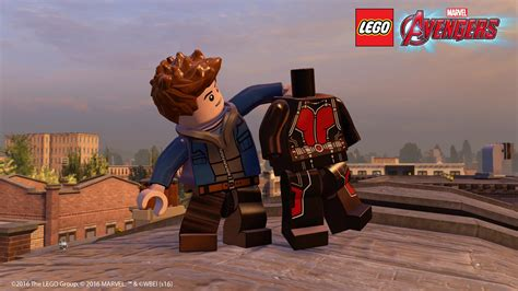 Lego Marvel Comics Yellow Jacket Ant Series Bootleg lego marvel s ant dlc available for free now on ps3 ps4 pushstartplay
