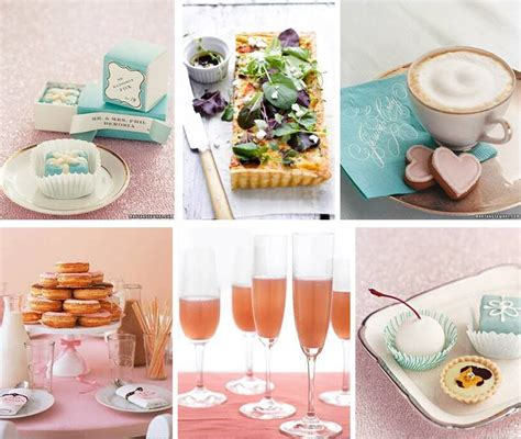 wedding shower brunch menu ideas bridal shower ideas and inspiration trueblu