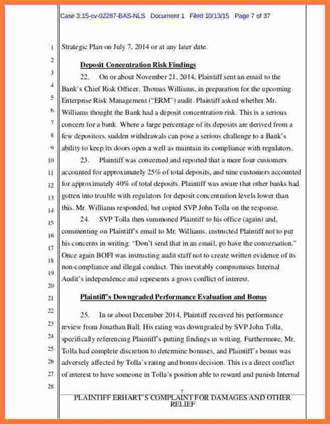 Demand Letter Retaliation 6 Whistleblower Retaliation Settlements Marital