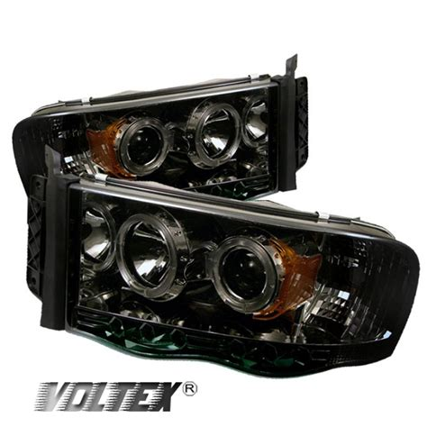 Detox With The Doctors Strobe by 2002 2005 Dodge Ram 1500 2500 3500 Halo Led Projector