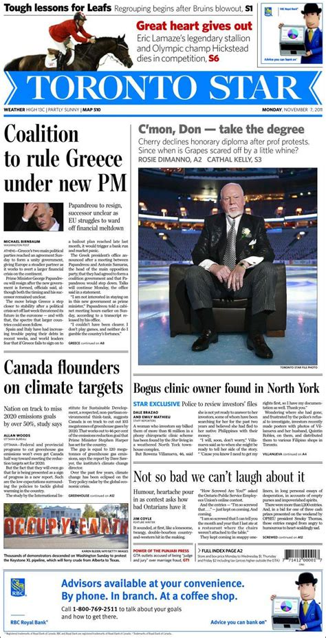 Toronto Star Auto by News Toronto Star Html Autos Weblog