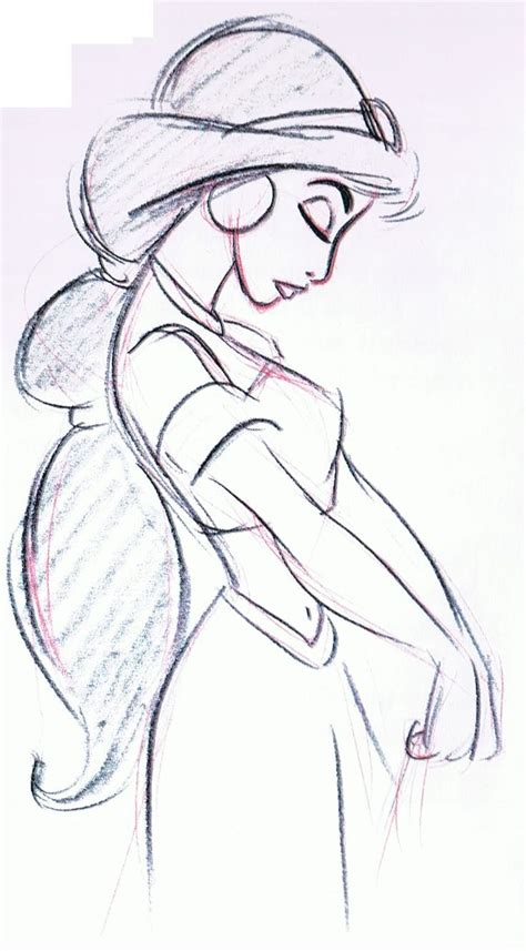 Sketches A Drawing by Disney Sketch Easy Easy Disney Drawings Drawing Hido