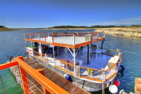 party fishing boat rentals beach front boat rentals lake travis party boats