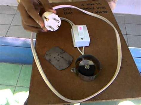 youtube membuat listrik membuat bel listrik sederhana youtube