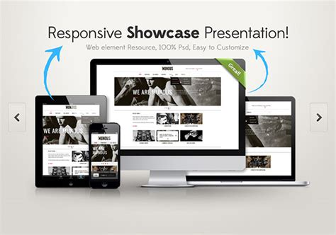 design responsive free 15 mockups to showcase your responsive web designs