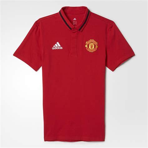 Kemeja Pria Branded Polo Club Original Slim Fit Mre010 adidas manchester united polo shirt cotton slim fit
