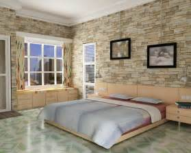 Interior Design On Wall At Home Home Decorations Interior Design Stone Wall Set Up Like A