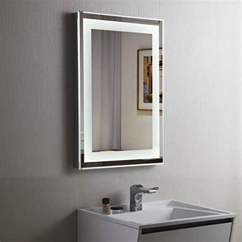 Rectangular Vanity Mirror With Lights The World S Catalog Of Ideas