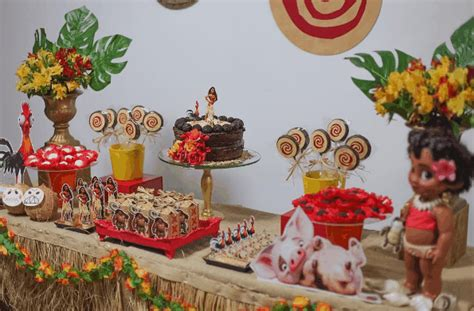 Tropical Themed Party Decorations - festa moana um mar de aventuras ba 250 de menino