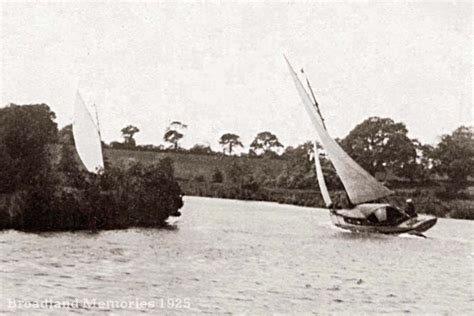 sailing dinghy hire norfolk broads 1900 to 1949 photo gallery page 23