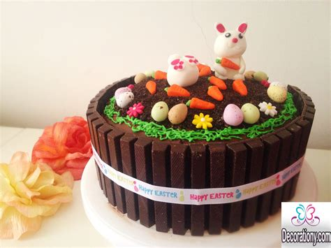 cute easter bunny cake decorating ideas cake decorating