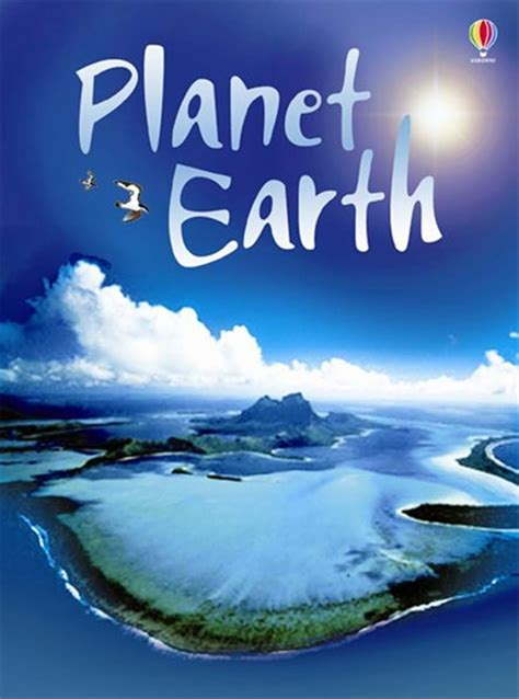 Book Of Earth planet earth at usborne books at home